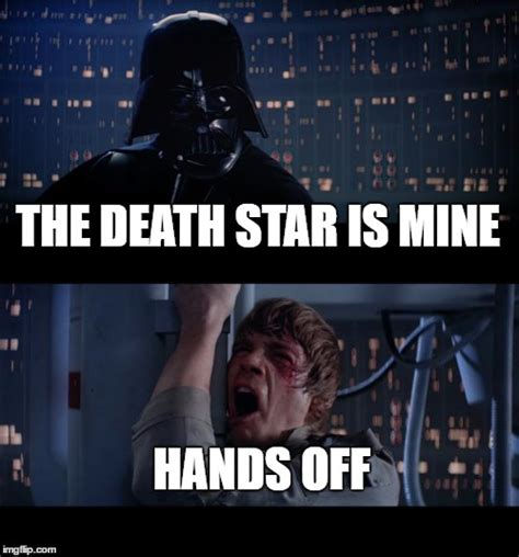 Star Wars Meme Generator - star wars no meme imgflip