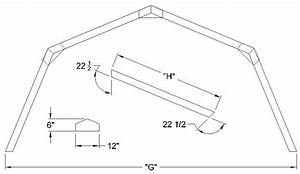 how to build perfect barn style gambrel roof trusses With barn style roof trusses