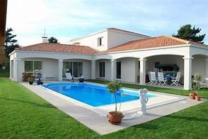 maison avec piscine arts et voyages With maison design avec piscine
