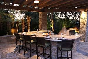 Custom, Outdoor, Kitchen