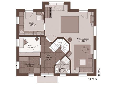 Einfamilienhäuser Grundrisse by Genolivingstar 7 Der Genowohnbau Gmbh Co Kg Haus
