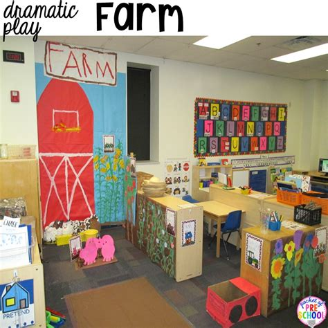 how to set up the dramatic play center in an early 992 | Slide21