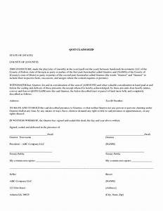 quit claim deed form free download tat news deed With quit claim deed template free download