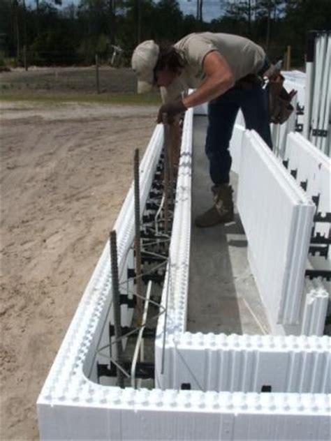 foam concrete forms for retaining walls only best 25 ideas about insulated concrete forms on