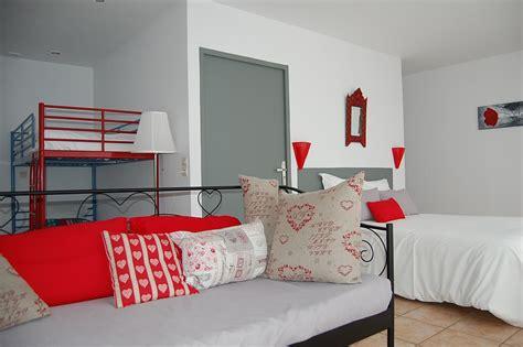 location chambre pas cher chambre familiale 4 à 5 personnes haute saison hotel du