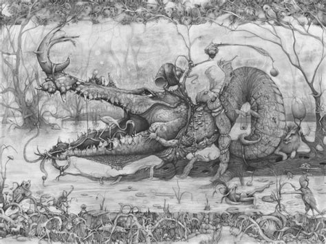 pencil drawings  adonna khare whimsical