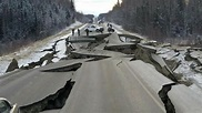 Massive 7.0 earthquake causes significant damage in ...