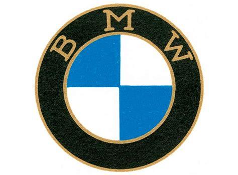 bmw vintage logo foto bmw logo 2007 vergrößert