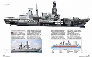 Royal Navy Destroyer Type 45 Destroyer  U2013 Update I