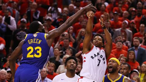 nba finals kyle lowry missed  great   buzzer