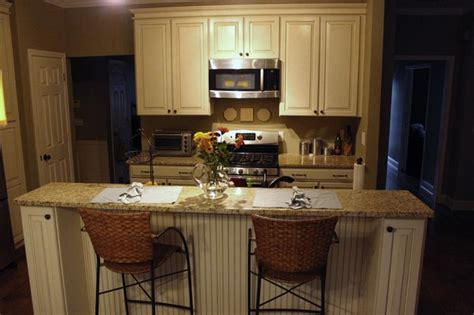 island in a kitchen hazelnut glaze kitchen cabinets kitchen design ideas 4819