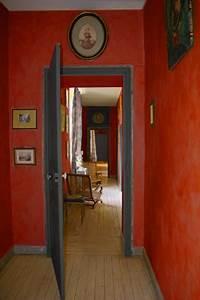 Couleur Peinture Couloir : peinture pour couloir beautiful couleur peinture pour couloir dans une pice vivre vert peindre ~ Mglfilm.com Idées de Décoration
