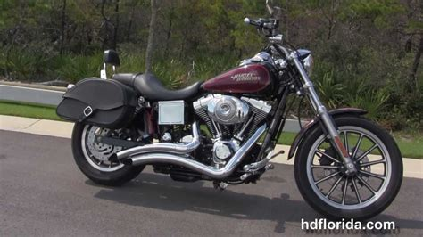 Used 2005 Harley Davidson Dyna Low Rider Motorcycle For