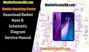 Download Redmi Note 8 Schematic Diagram Service Manual