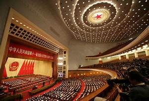 2nd session of 11th NPC holds plenary meeting_China ...
