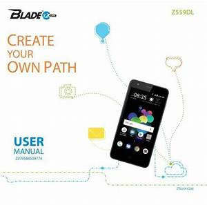 Zte Z559dl  Blade T2 Lite  User Manual    Guide