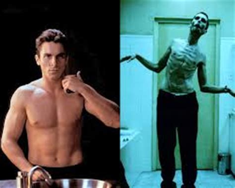 Top Most Amazing Celebrity Transformations For Movie