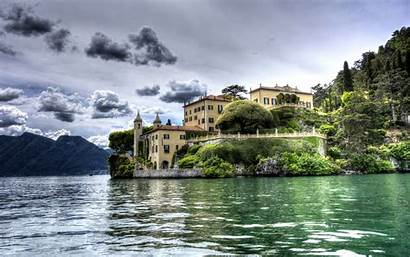 4k Hdr Como Lake Villa Balbianello Lenno