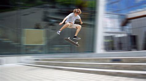 hd wallpaper skateboard trick extreme