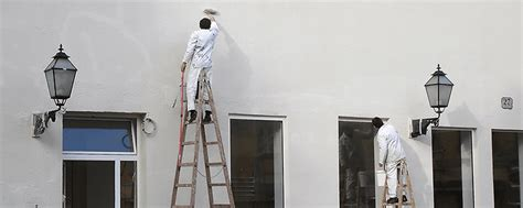differences  residential  commercial painting