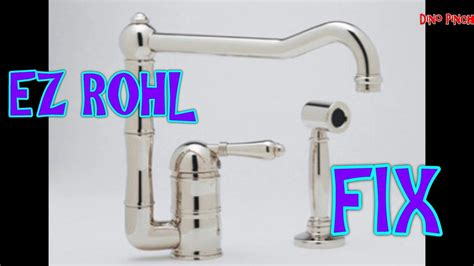 rohl faucet soap pump youtube