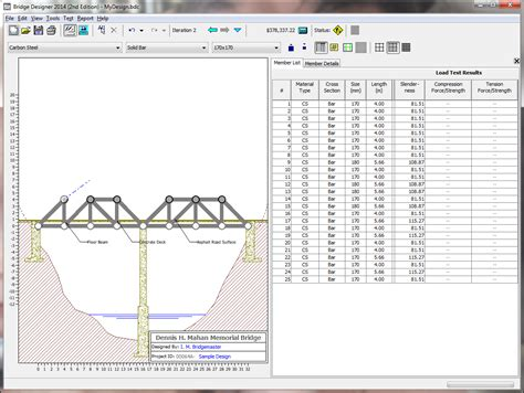 bridge designer point west contest app screenshots sourceforge