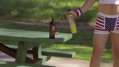 Merica Wine Bottle Open Corkscrew Gifs Giphy
