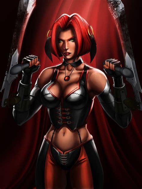 Bloodrayne By Legendarysoulii Bloodrayne Pinterest