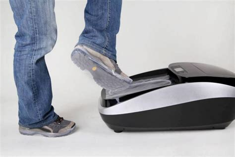 automatic disposable shoe cover machine
