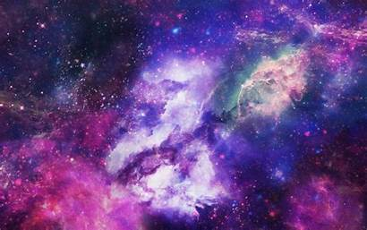 Galaxy Space Texture Glow 4k Uhd Background
