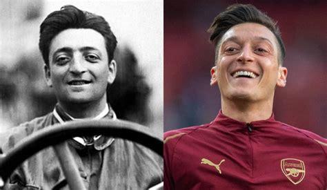 Mesut ozil , enzo ferrari. Mesut Ozil And Enzo Ferrari : Okudukca Tesadufun Bu Kadari Da Fazla Artik Diyeceginiz Gariplikte ...