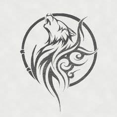 Tatouage Loup Celtique : celtique vector illustration avec t te de loup tatouage pinterest celtique tete de et loups ~ Farleysfitness.com Idées de Décoration