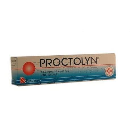 ragadi interne all ano proctolyn crema rettale 30 gr per emorroidi e ragadi anali