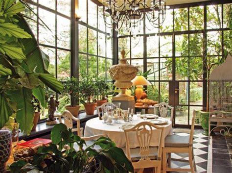 Jardins du0026#39;hiver oasis de charme - Elle Du00e9coration