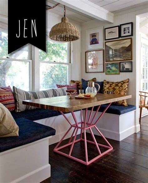 23 Dining Rooms That Will Dazzle You   Nooks, Small rooms