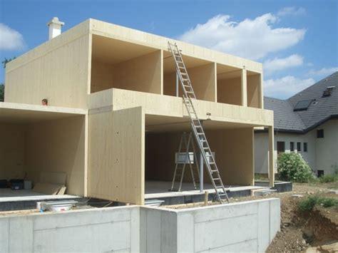 Moderne Leistbare Häuser by Leistbares Wohnen Clt Massivholzplatten Holzbau