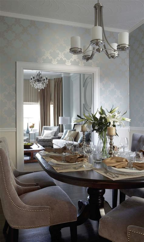 Decorating A Dining Room - 25 transitional dining room design ideas decoration
