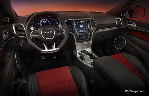 jeep grand cherokee wk  srt red vapor edition