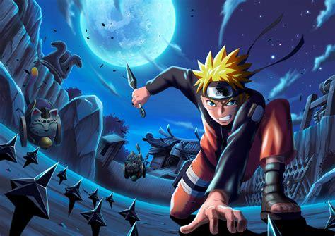 Wallpaper Naruto Uzumaki, Naruto X Boruto