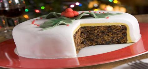 christmas fruit cake recipe    christmas fruit cake