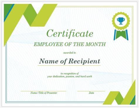 employment certificate templates microsoft word templates