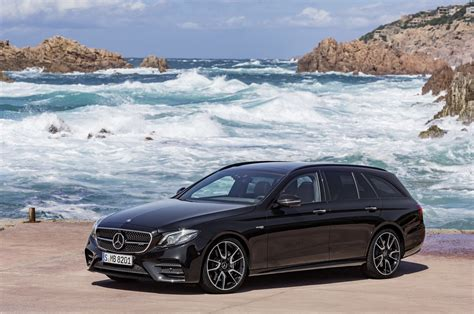 Featuring The Mercedes Amg E 43 4matic