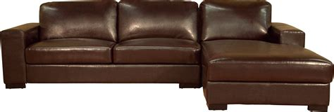 table plus chaise shabby chic brown leather sectional sofa with chaise on