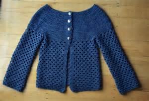 Free Easy Crochet Cardigan Sweater Patterns