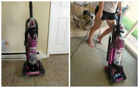 eureka airspeed  floors vacuum review spring cleaning