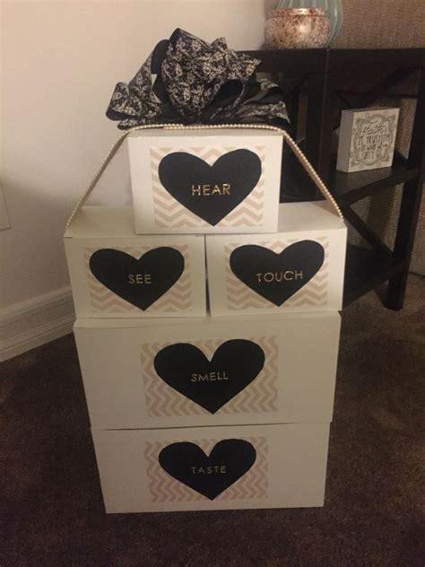 creative gift   senses  unique gift   box