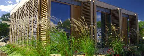 external shading green building africa