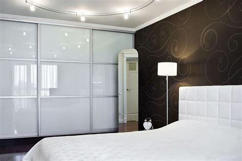 Aluminium Sliding Wardrobe Doors. Contemporary Glass Or