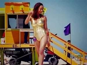 Download video: Primer desfile en traje de baño Nuestra ...