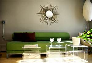 Wohnzimmer Accessoires Bringen Leben Ins Zimmer : wohnidee wohnzimmer richten sie ihr wohnzimmer in gr n ein ~ Lizthompson.info Haus und Dekorationen